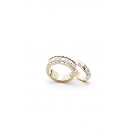 MISSODEY Baobab Wedding rings