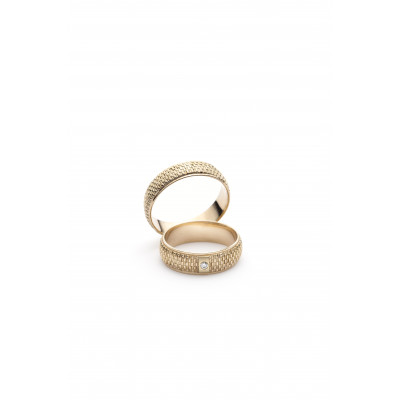 MISSODEY Baobab Wedding rings